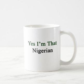 Yes I'm That Nigerian Mugs