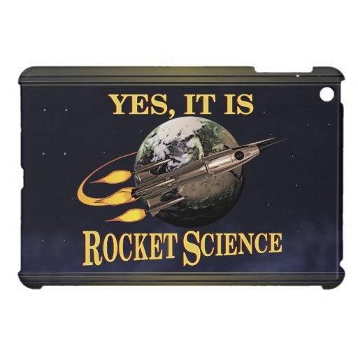 Yes, It Is Rocket Science iPad Mini Case