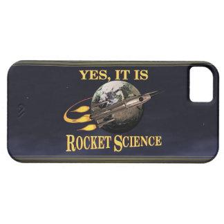 Yes, It Is Rocket Science iPhone SE/5/5s Case