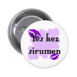 Yes kez sirumen - Armenian - I Love You Buttons
