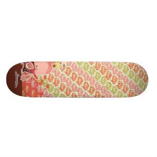 YES - NO - Frenchy Romance Skate Decks