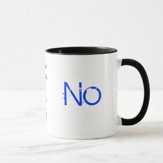 Yes No Maybe Mug