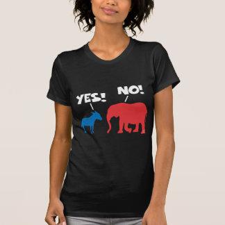 Yes! No! (on Dark) T-Shirt