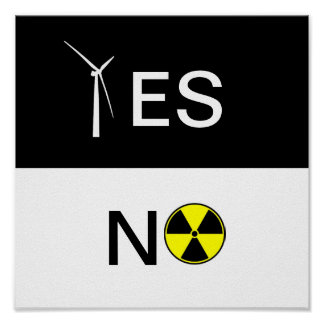 YES NO POSTER