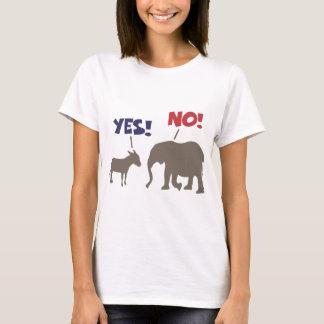 Yes! No! T-Shirt