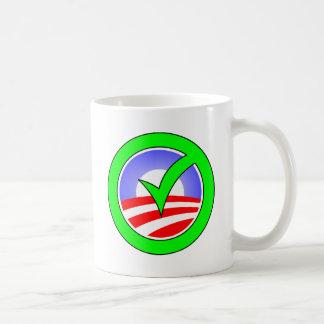 Yes Obama! Coffee Mugs