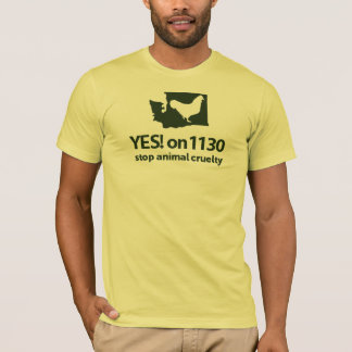YES! on 1130 Volunteer T-Shirt