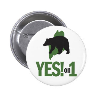 Yes on 1! Button