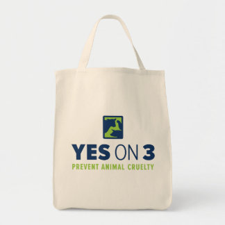 Yes on 3! Tote Bag