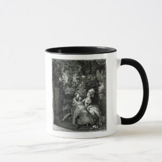 Yes or No? 1781, engraved by N. Thomas Mug
