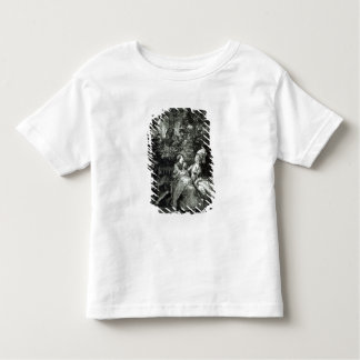 Yes or No? 1781, engraved by N. Thomas Toddler T-shirt