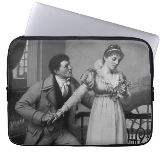 Yes or No Computer Sleeve