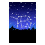 Yes Posters