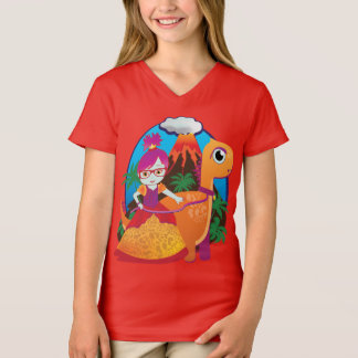 Yes! Princesses DO wear glasses - at least the coo T-Shirt
