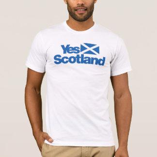 Yes Scotland Scottish Independence 2014 T-Shirt