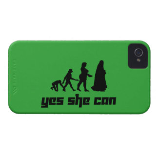 Yes she can iPhone 4 cover