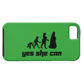 Yes she can iPhone 5 case