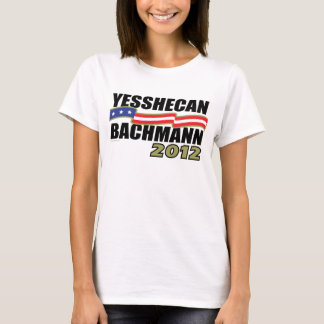 Yes She Can (Lights) T-Shirt