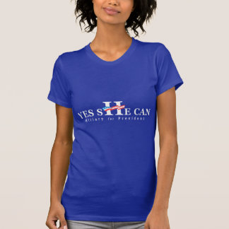 Yes She Can T-Shirt