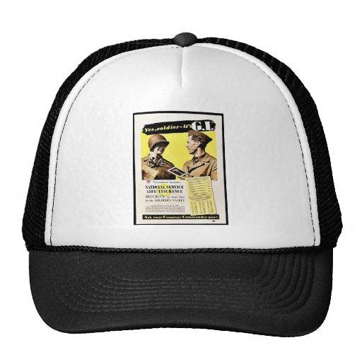 Yes, Soldier - It's G.I Trucker Hat
