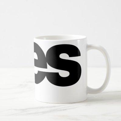 yes-stiles* coffee mug
