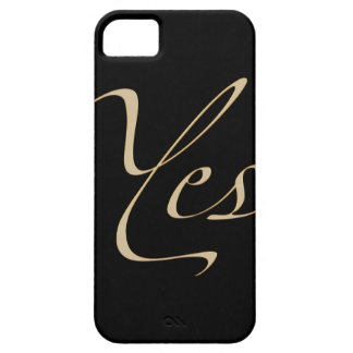 Yes Style II iPhone SE/5/5s Case