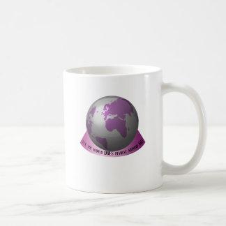Yes, the world DOES revolve around me Coffee Mug