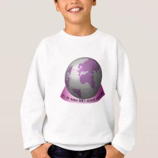Yes, the world DOES revolve around me Sweatshirt