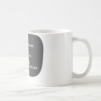 Yes, there is afterlife. The truth is, we are afte Coffee Mug