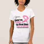 Yes Theyre Fake The Real Ones Tried To Kill Me T-Shirt