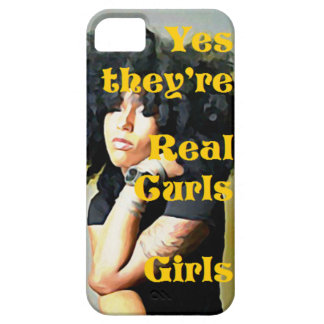 Yes they're Real Curls Girls - iPhone 5 Case