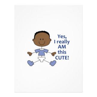 Yes, This Cute! Letterhead