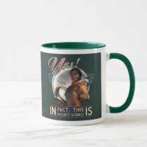 Yes! This IS Rocket Science Mug