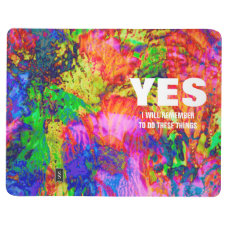 YES To Do List Notebook Journal
