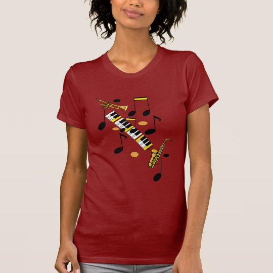 Yes To Jazz T-Shirt