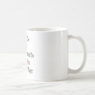 Yes To Me It Is That Important To Be The Best Voll Mug
