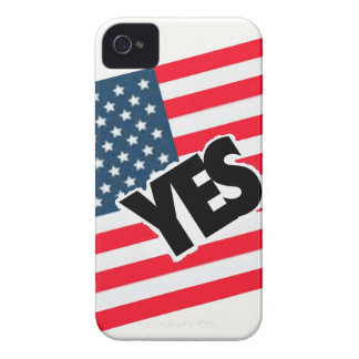 Yes to the Americans. iPhone 4 Case
