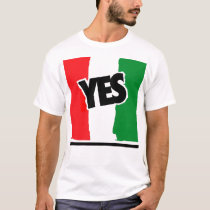 Yes to the Italians. T-Shirt