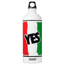 Yes to the Italians. Water Bottle