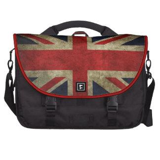 Yes we are British!! Laptop Messenger Bag