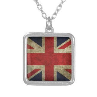 Yes we are British!! Personalized Necklace