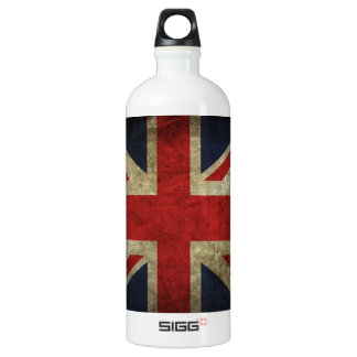 Yes we are British!! Water Bottle