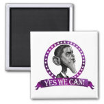 YES-WE-CAN4 Magnet