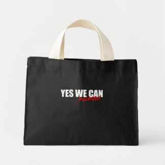 YES WE CAN AGAIN BAGS