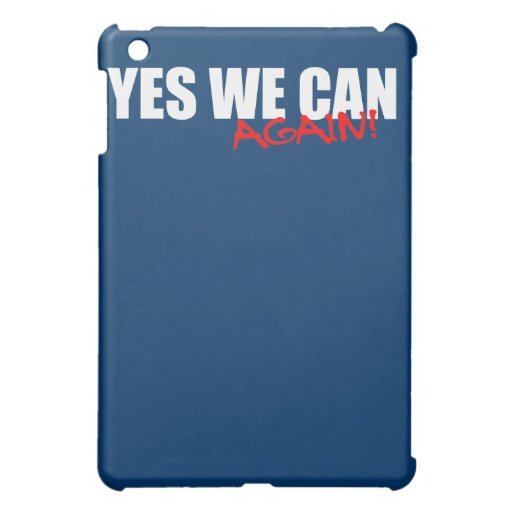 YES WE CAN AGAIN COVER FOR THE iPad MINI