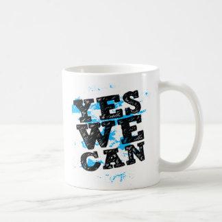 Yes We Can Barack Obama Mugs Mug