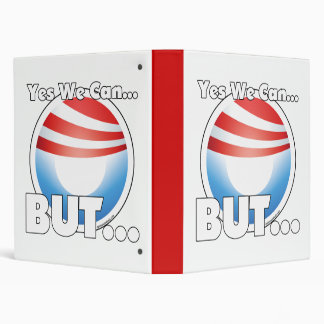 Yes We Can...BUT... Binder