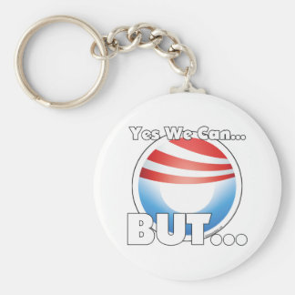Yes We Can...BUT... Keychains