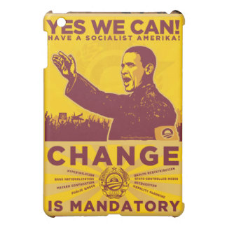 Yes We Can! Comrade Obama Spoof  iPad Mini Cover