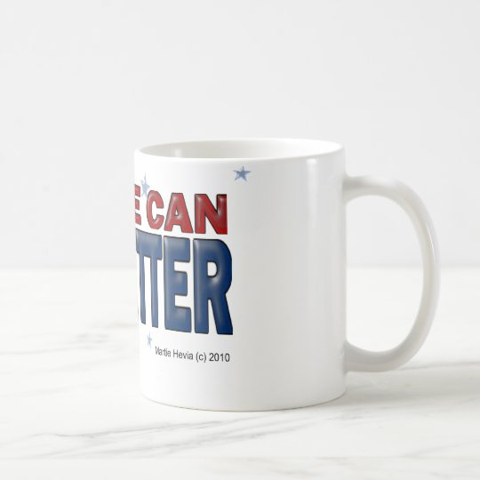 Yes We Can Do Better (1a) - Mugs - Just Say It